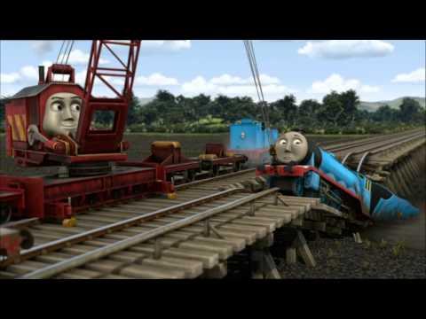 Thomas y sus amigos James Al Rescate