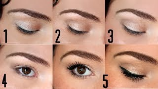 How to Apply Eyeshadow for Beginners | Back to Basics