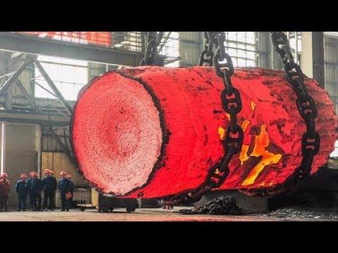 Xxx Mp4 Dangerous Biggest Heavy Duty Hammer Forging Process Fastest Hydraulic Steel Forging Machine 3gp Sex