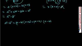 Math: বীজগণিত এর সূত্র ও প্রয়োগ – ২