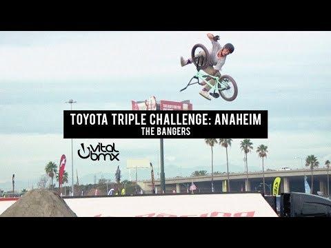 Xxx Mp4 THE BANGERS At Toyota Triple Challenge Anaheim 3gp Sex