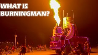 What is Burning man? 2017 - Sailing Doodles Episode 48