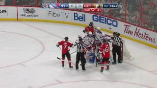 Lundqvist robs Stone blind with sprawling save