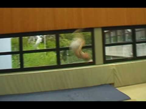 Xxx Mp4 Double Frontflip And Randi On Hard Floor Gymnastics Salto Half Twist 2 5 Frontflip 900 3gp Sex