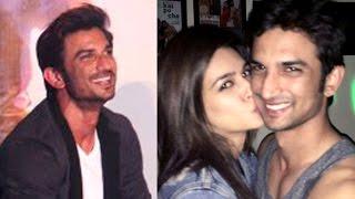 Sushant Singh ACCEPTS DATING Kriti Sanon | M.S.Dhoni -The Untold Story Trailer Launch