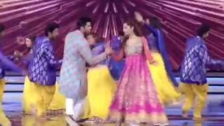 Mahira Khan & Sheheryar Munawar Shakar Wandaan Performance In Lux Style Awards 2016