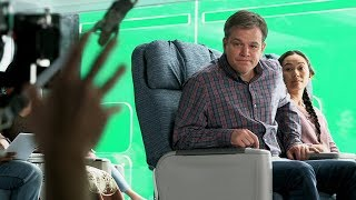 'Downsizing' Behind The Scenes