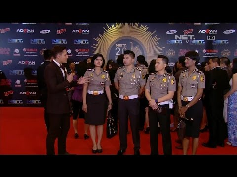 Wawancara Bimo dengan Polisi Program 86 di Red Carpet NET 2 0