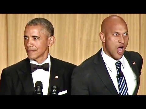 President Obama s Anger Translator at White House Correspondent s Dinner