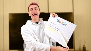 Miniminter Answers the Most Searched Google Questions