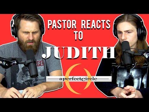 A Perfect Circle - Judith  PASTOR Reaction + Lyrical Analysis
