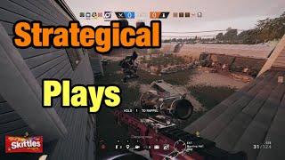 Strategical Plays - Rainbow Six Siege