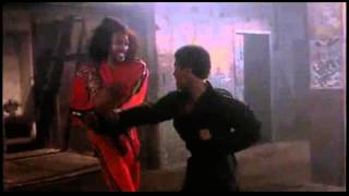 Sho'nuff's N!$$a Please to Bruce Leroy in The Last Dragon Classic Showdown