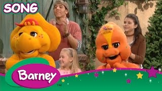 Barney - I Hear Music Everywhere (SONG with LYRICS)