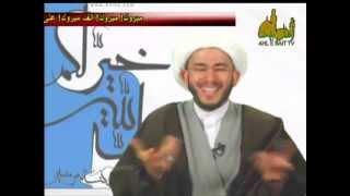 عدنان العرعور ينتحل شخصية جزائري و يتصل بالشيخ حسن اللهياري