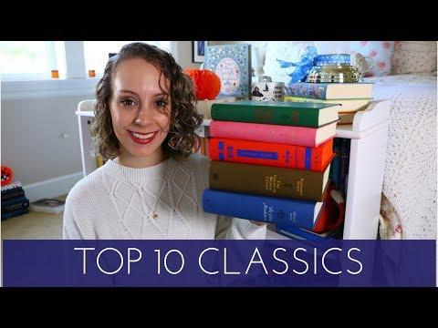 Xxx Mp4 My Top 10 Favorite Classic Books 3gp Sex