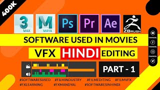 Which Software Use in Movies and Gaming Full Analysis ! (in Hindi)
