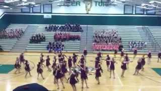Tigard Tigerettes Dance Team 2012