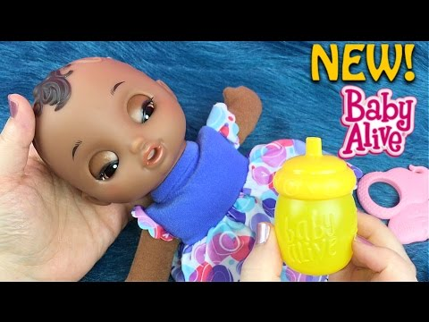Unboxing New Baby Alive Lil Slumbers Doll!