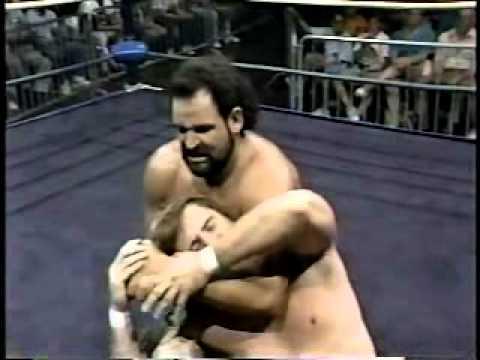 PH 9/1/89- Cuban Assassin vs Greg Evans