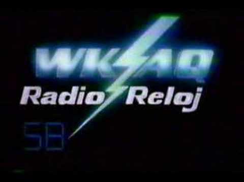 Xxx Mp4 Comercial Retro WKAQ Radio Reloj 3gp Sex