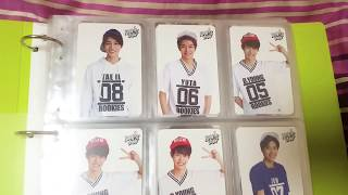 NCT Photocard collection