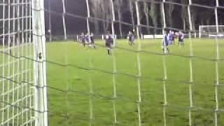 Clumsy Bald Goalkeeper Makes Big Mistake