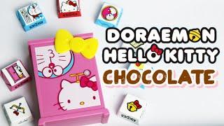 Doraemon x Hello Kitty Chocolate