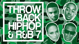 Early 2000's R&B and Hip Hop Songs  Throwback Hip Hop and R&B Mix 7   Old School R&B  R&B Classics
