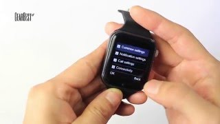 A1S Smartwatch Phone  - Gearbest.com