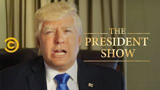 Finally Presidential Again: The President