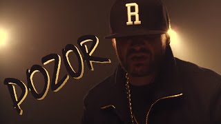 Rytmus - POZOR prod. Choppin Beats |OFFICIAL VIDEO|