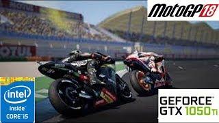 MotoGP 18: GTX 1050 TI 4GB i5 4460