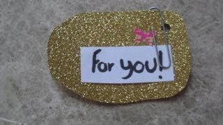 como hacer tarjetas para decorar con carton o cartulina