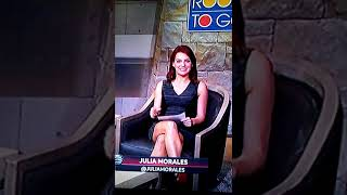 Julia Morales Sexy Legs