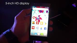 XOLO Era 3X: First Look | Hands on | Launch