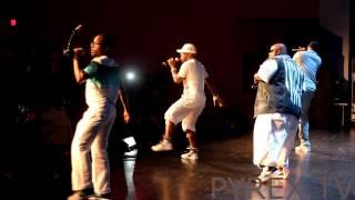 Dru Hill performs