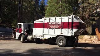 Mountain Disposal Peterbilt Maxon MSL Part 3