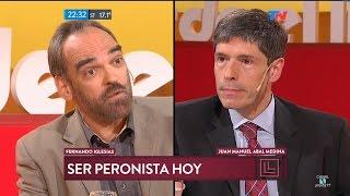 F.Iglesias y J.M.Abal Medina, en
