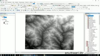 Viewshed Analysis ArcGIS Tutorial