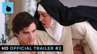 THE LITTLE HOURS | Official Trailer #2 HD | Aubrey Plaza, Alison Brie, Dave Franco