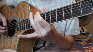 Gareth Evans - Steal My Girl Fingerstyle