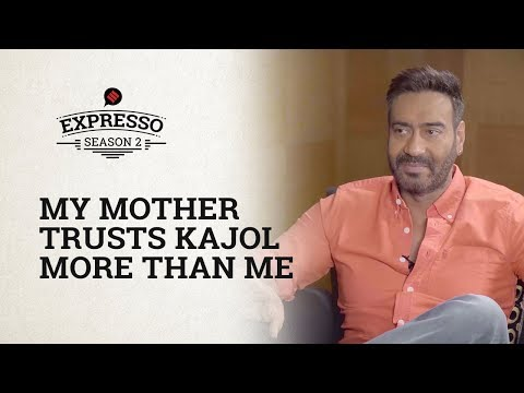 Xxx Mp4 Ajay Devgn My Mother Trusts Kajol With Herself More Than Me 3gp Sex