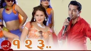 Nepali Teej Song Dance Hit 1,2,3 by Khuman Adhikari, Dhankumari Thapa Saru & Deepa Rai HD