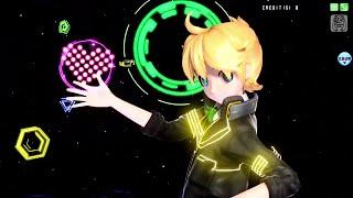 【Project DIVA Arcade FT】Len Kagamine【Weekender Girl(Boy)】Cover