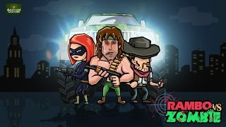 Rambo vs Zombies Preview HD 720p