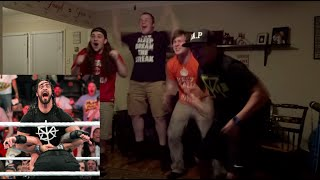 SETH ROLLINS RETURNS LIVE REACTION | EXTREME RULES | FAPReactions