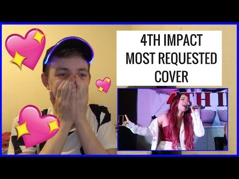 4TH IMPACT - MOST REQUESTED COVER (Stone Cold) | FIRST TIME REACTION!!!