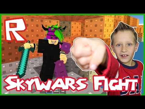 Skywars / Fight To The Death / Roblox