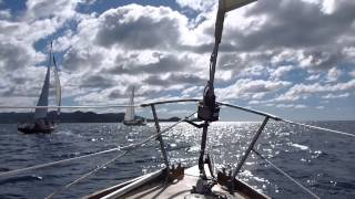 Sailing the USVI - St. John and St. Thomas